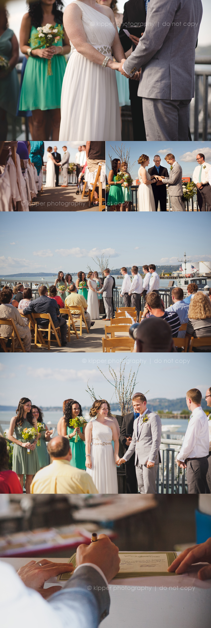 Dash Point Wedding Photographer