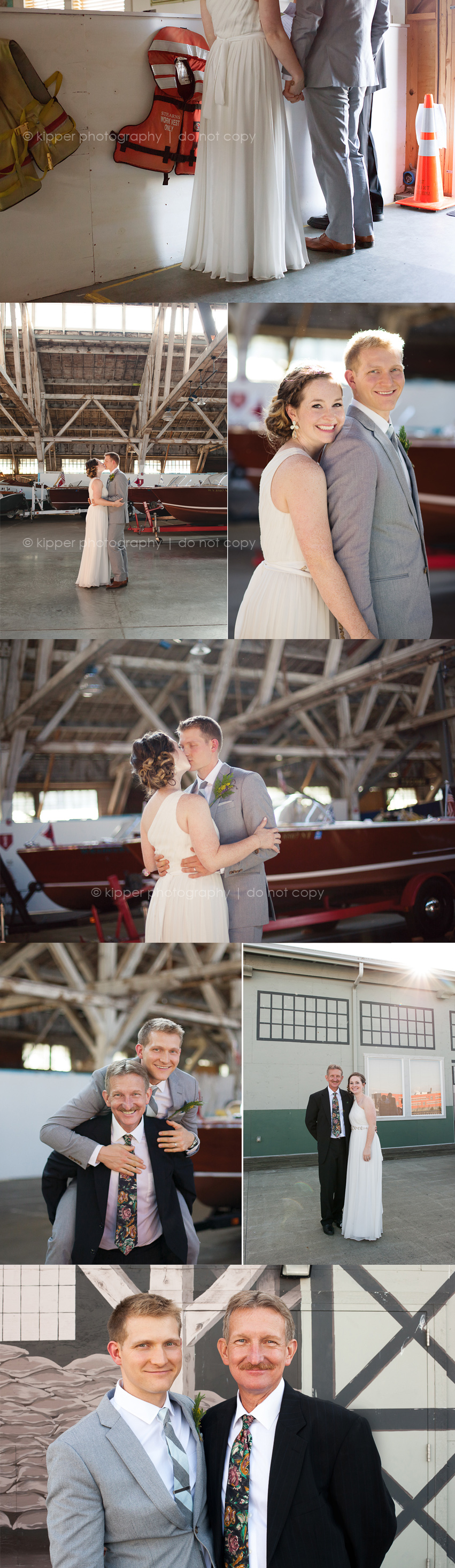 fircrest wedding photographer