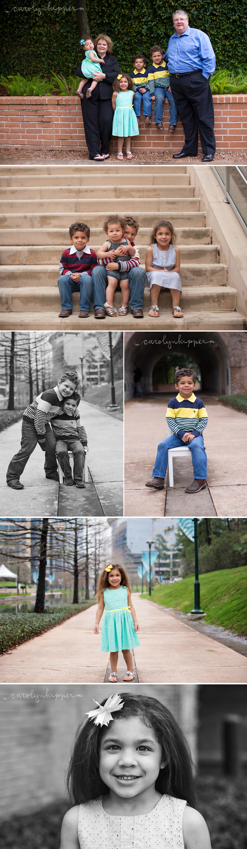 the woodlands child photographer
